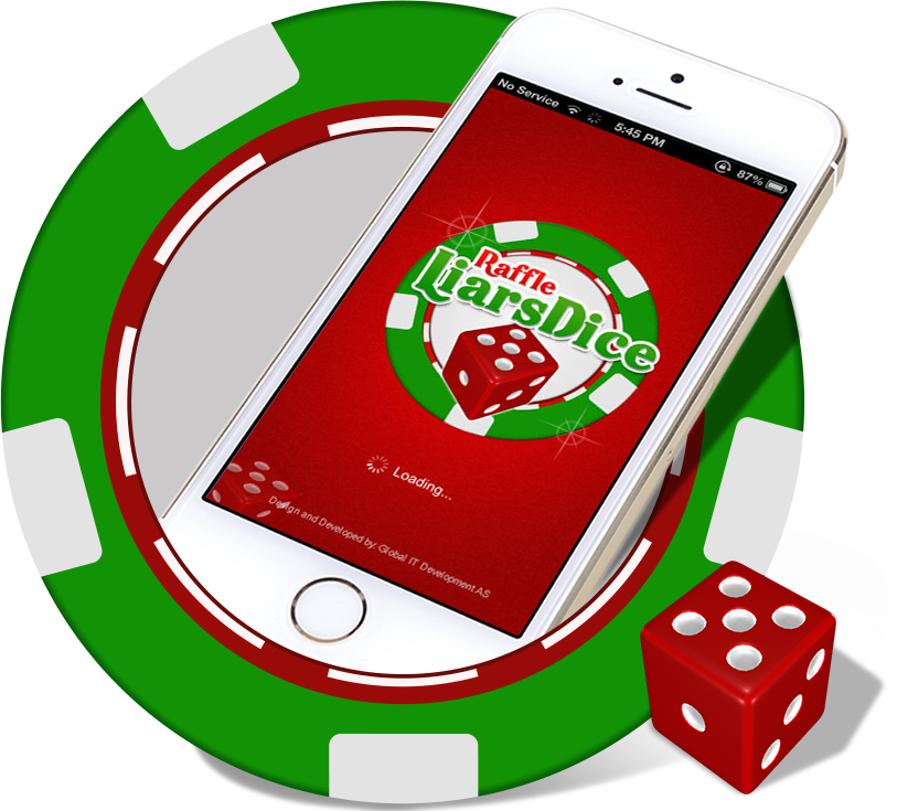 Raffle Liars Dice Game App