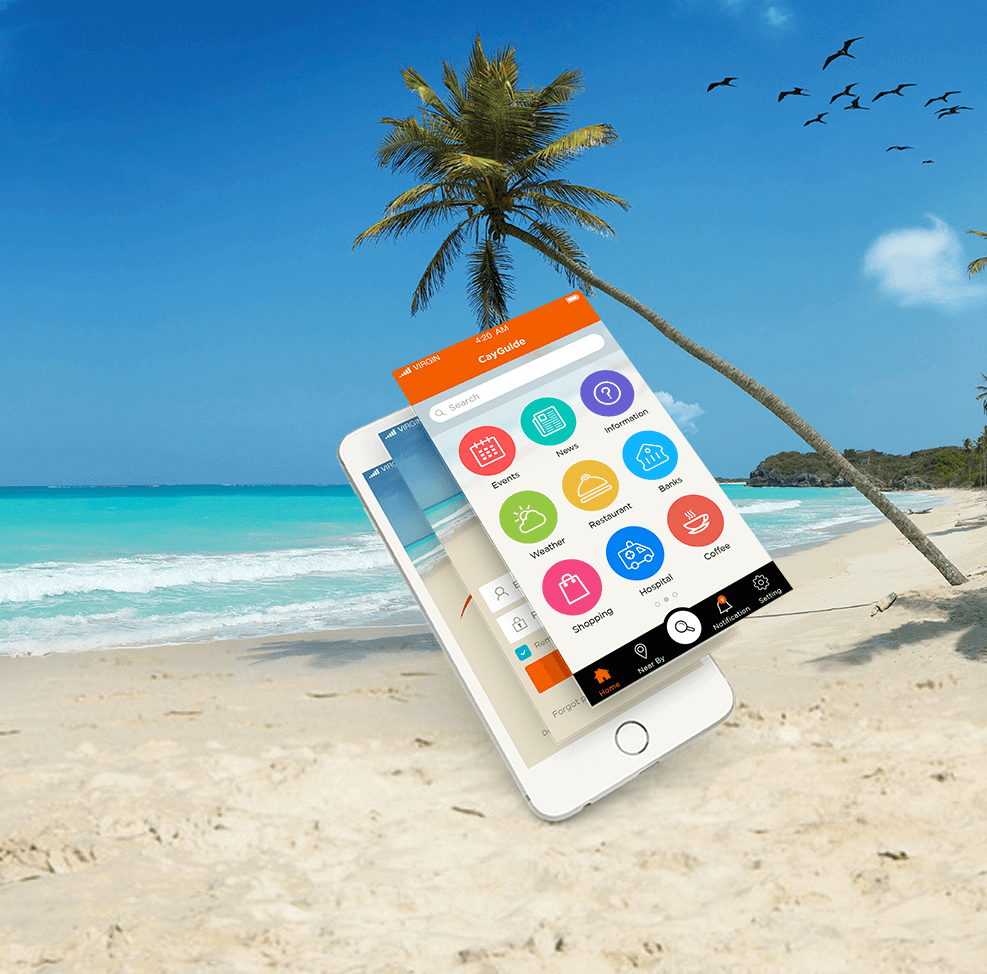 Travel & Hospitality Reactjs App Development