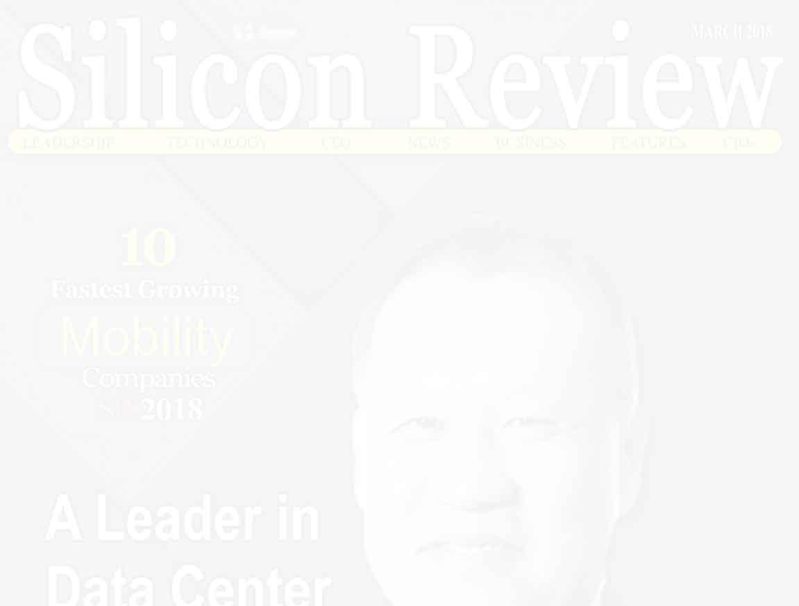 The Silicon Review Magazine