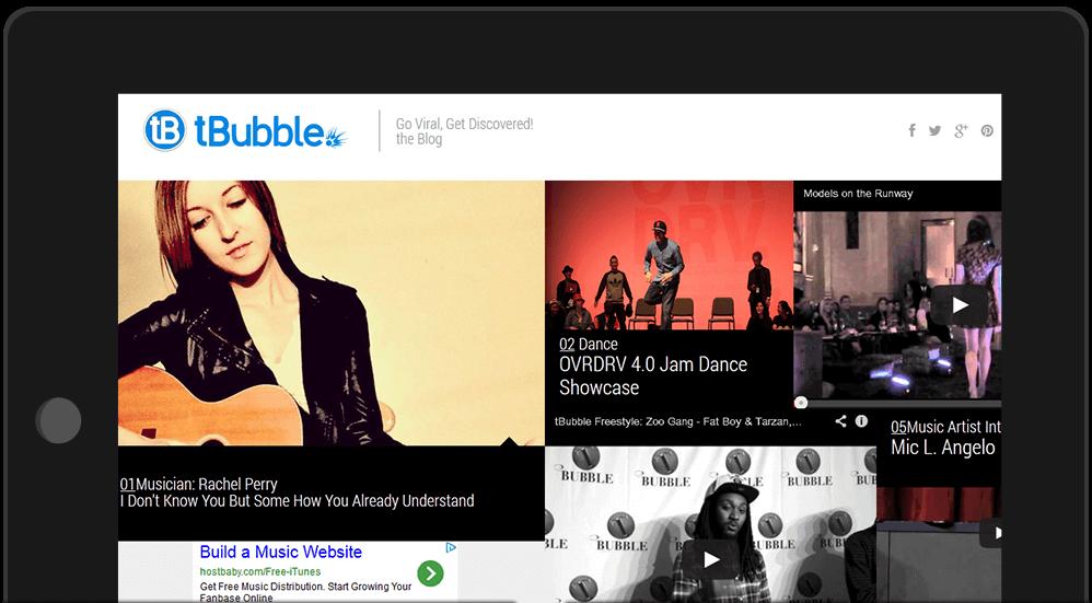 Tbubble